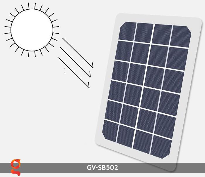 Ba lô dùng năng lượng mặt trời SB502 14