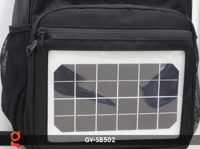 Ba lô dùng năng lượng mặt trời SB502 6