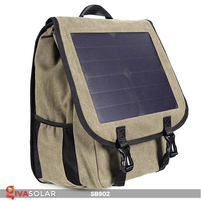 Balo sạc năng lượng mặt trời SB902 1
