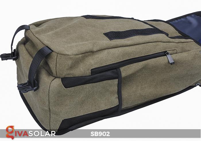 Balo sạc năng lượng mặt trời SB902 3