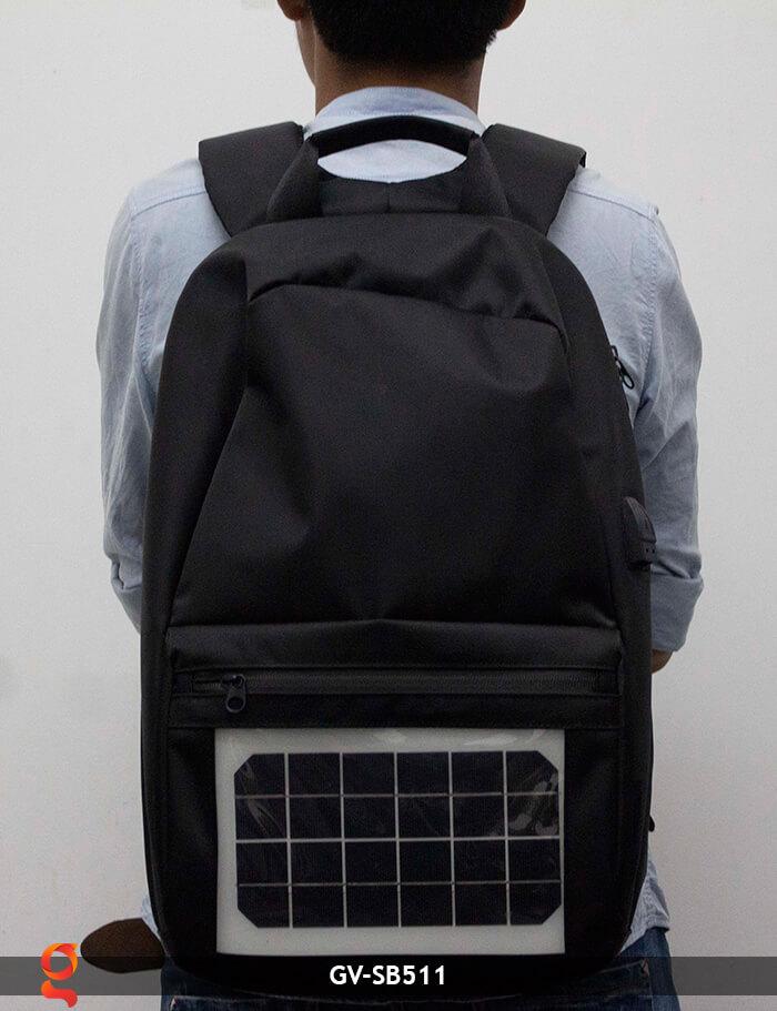 Balo tích hợp năng lượng mặt trời SB511 3
