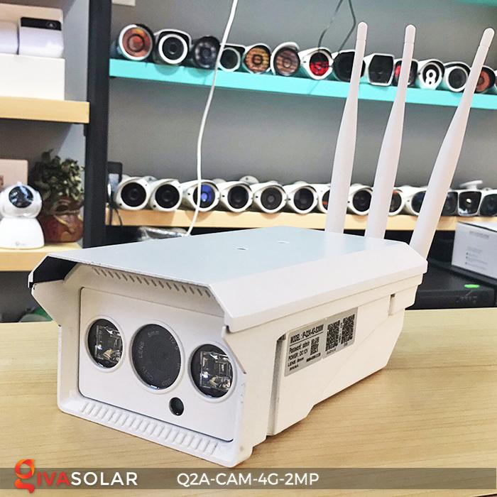 Camera chạy năng lượng mặt trời Q2A 13