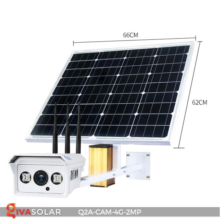 Camera chạy năng lượng mặt trời Q2A 14