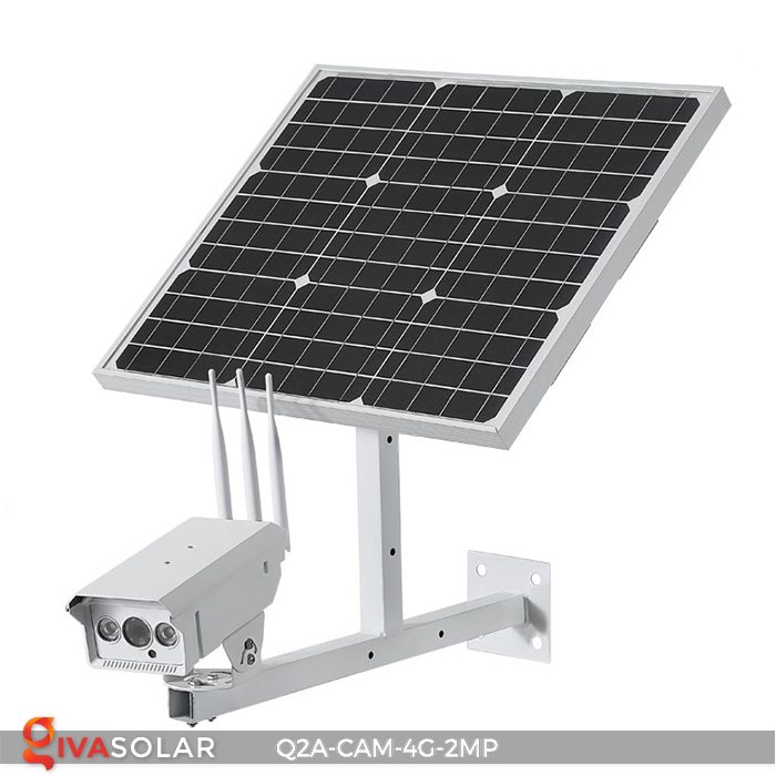 Camera chạy năng lượng mặt trời Q2A 15