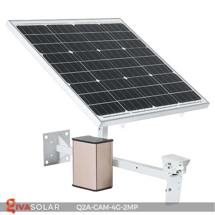 Camera chạy năng lượng mặt trời Q2A 16