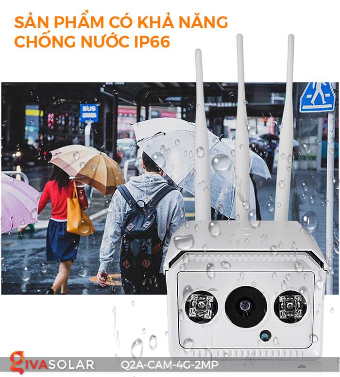 Camera chạy năng lượng mặt trời Q2A 7