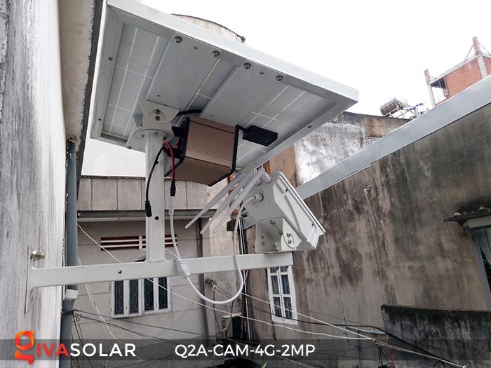 Camera chạy năng lượng mặt trời Q2A 8