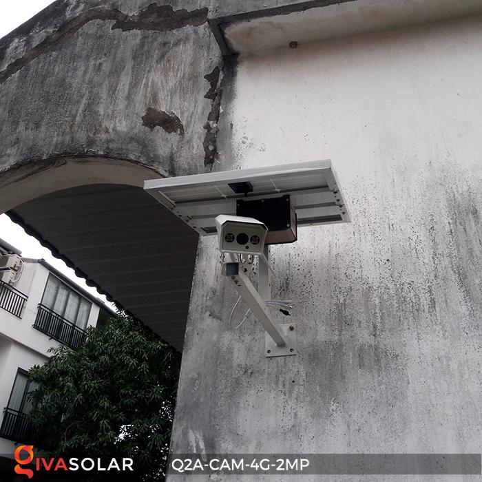 Camera chạy năng lượng mặt trời Q2A 9