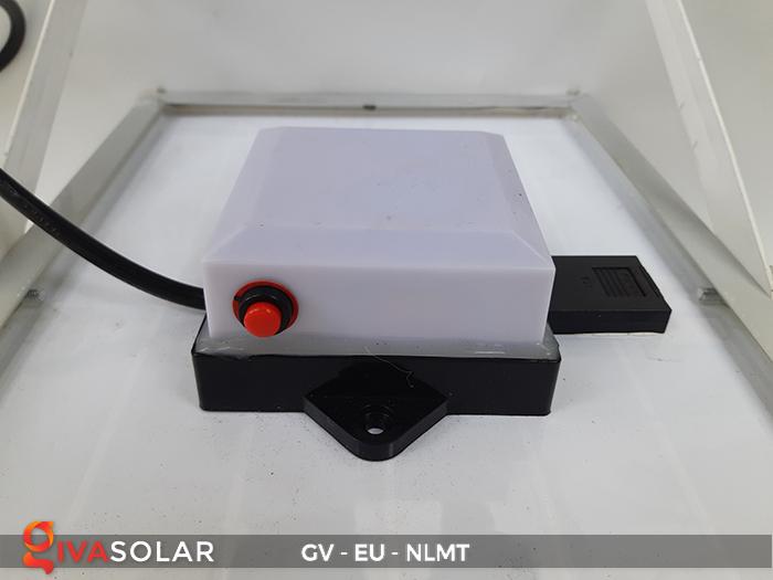 Dây đèn led năng lượng mặt trời EU 21