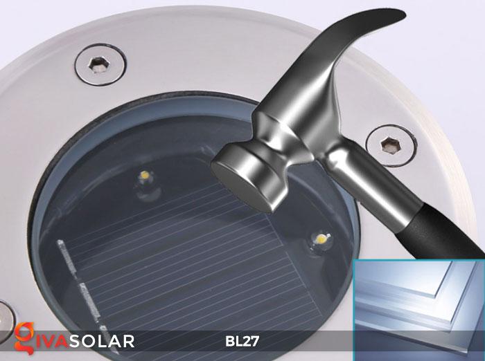 đèn led âm sàn năng lượng mặt trời BL27 4