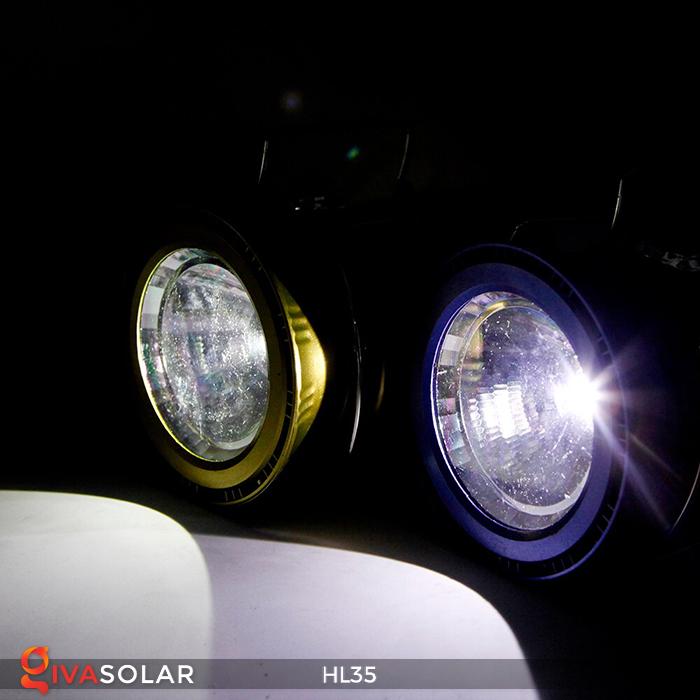 Đèn bão cầm tay năng lượng mặt trời HL35 15