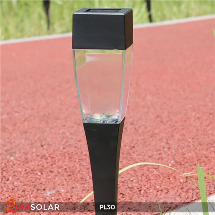 Đèn cắm cỏ năng lượng mặt trời PL30 12