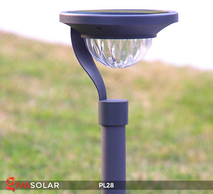 Đèn sân vườn năng lượng mặt trời PL28 12
