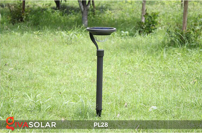 Đèn sân vườn năng lượng mặt trời PL28 17