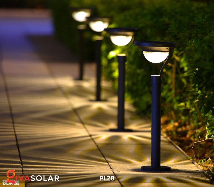Đèn sân vườn năng lượng mặt trời PL28 3