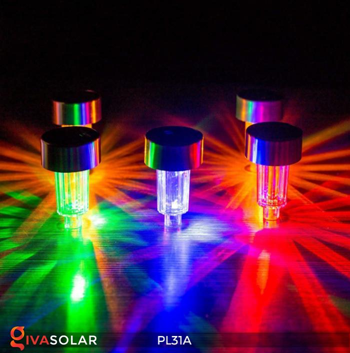 Đèn cắm đất trang trí năng lượng mặt trời PL31A 12