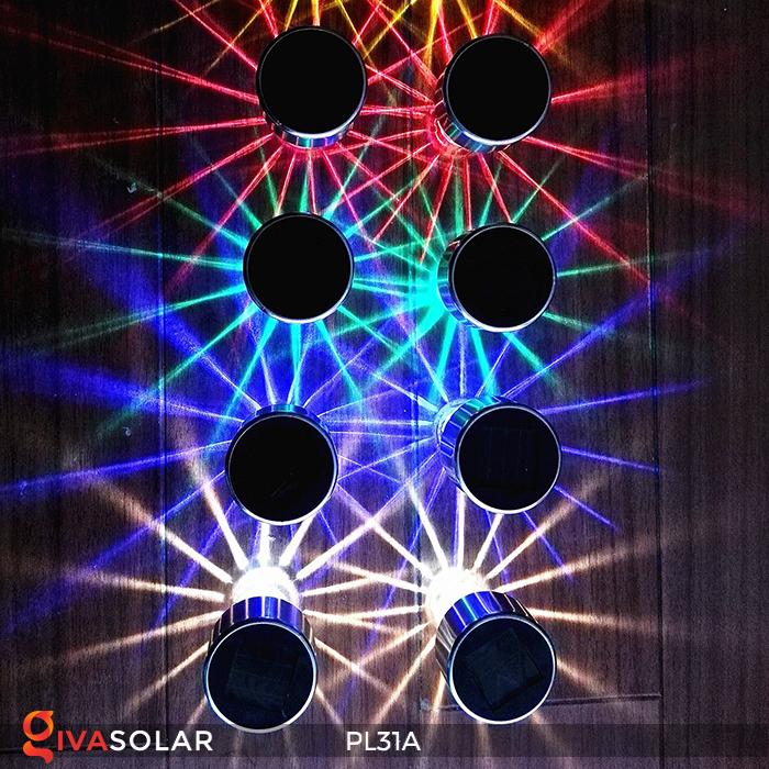 Đèn cắm đất trang trí năng lượng mặt trời PL31A 13