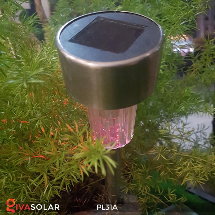 Đèn cắm đất trang trí năng lượng mặt trời PL31A 21