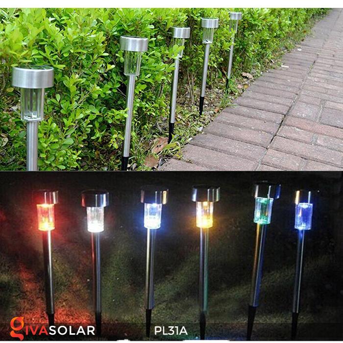 Đèn cắm đất trang trí năng lượng mặt trời PL31A 9