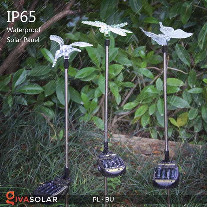 Đèn cắm đất trang trí năng lượng mặt trời PL-BU 12