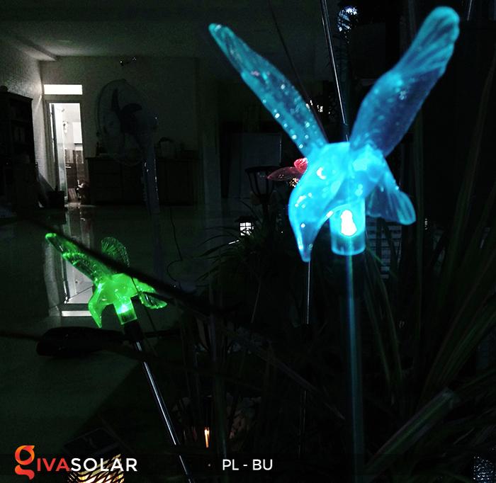 Đèn cắm đất trang trí năng lượng mặt trời PL-BU 18