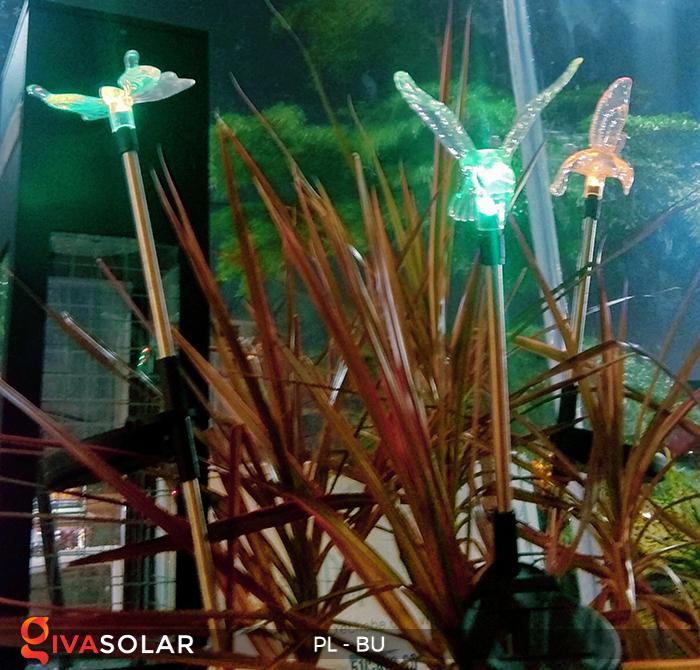 Đèn cắm đất trang trí năng lượng mặt trời PL-BU 19