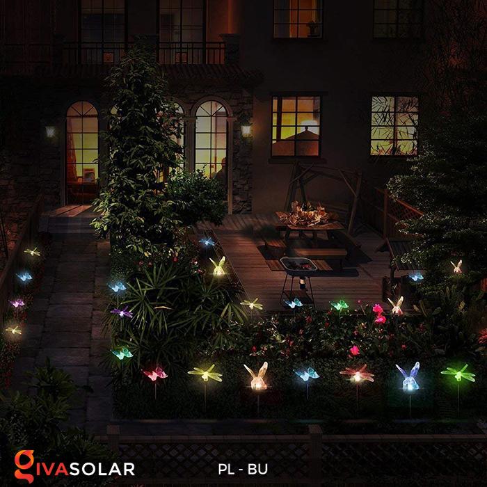 Đèn cắm đất trang trí năng lượng mặt trời PL-BU 25