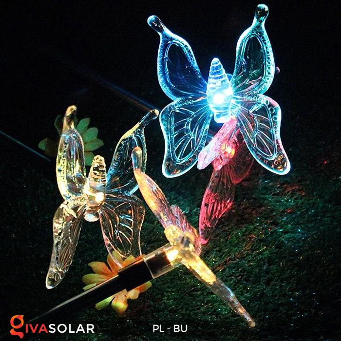 Đèn cắm đất trang trí năng lượng mặt trời PL-BU 3