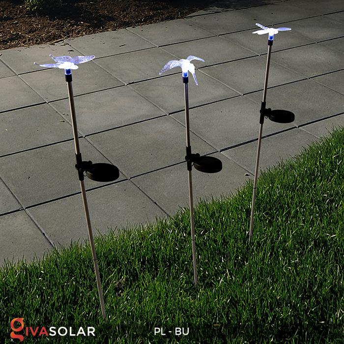 Đèn cắm đất trang trí năng lượng mặt trời PL-BU 9