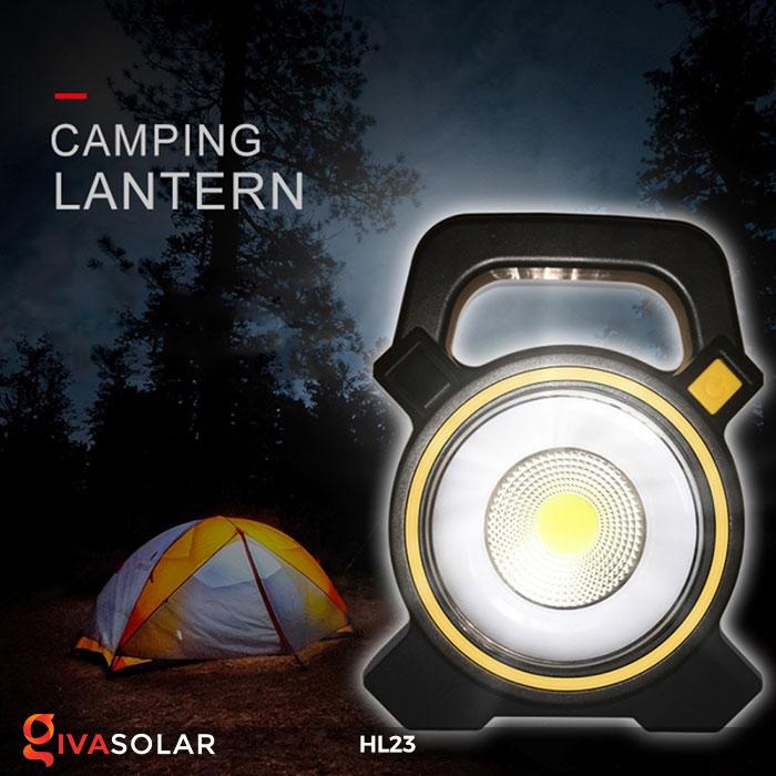 đèn cầm tay năng luongj mặt trời hl23 13