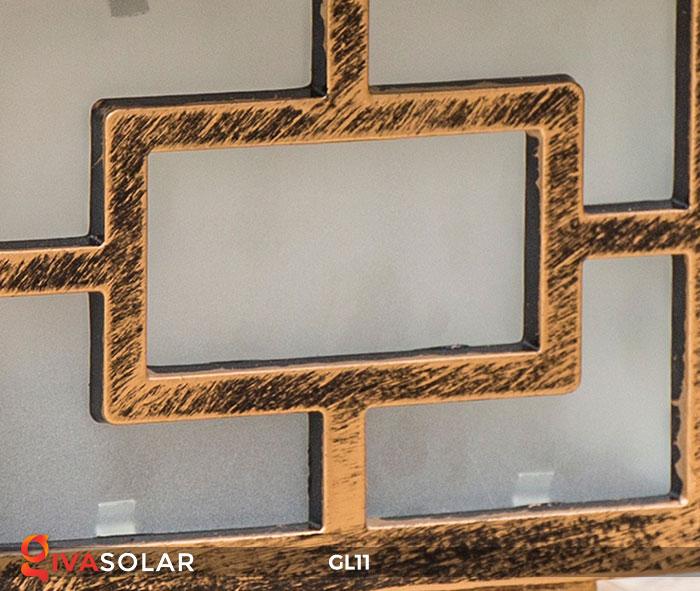 Đèn cổng năng lượng mặt trời GL11 19