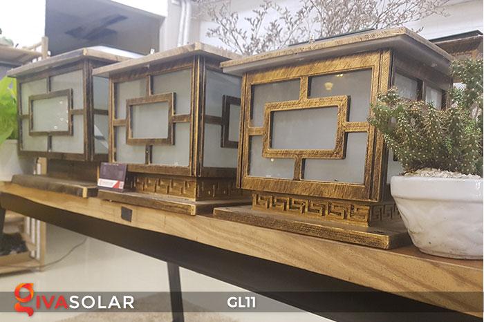 Đèn cổng năng lượng mặt trời GL11 2