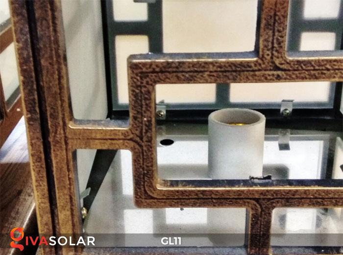 Đèn cổng năng lượng mặt trời GL11 20