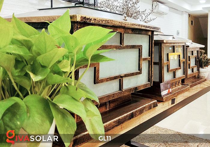 Đèn cổng năng lượng mặt trời GL11 3
