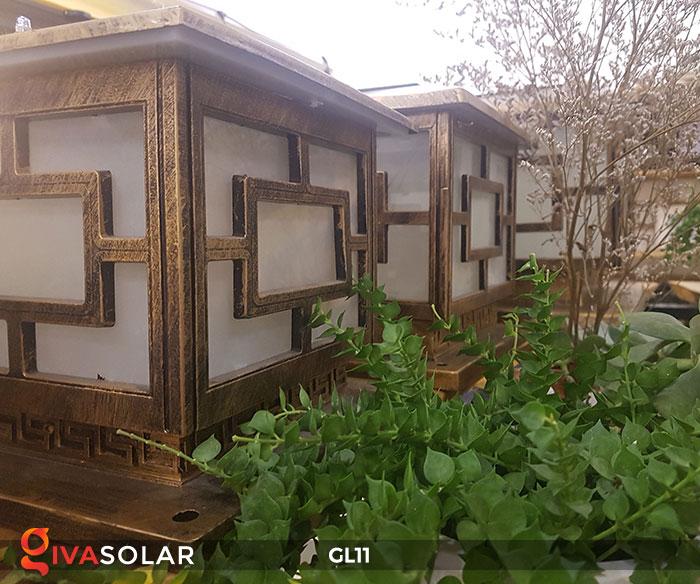 Đèn cổng năng lượng mặt trời GL11 5