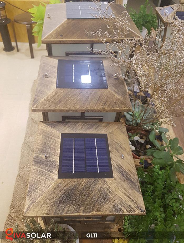 Đèn cổng năng lượng mặt trời GL11 6