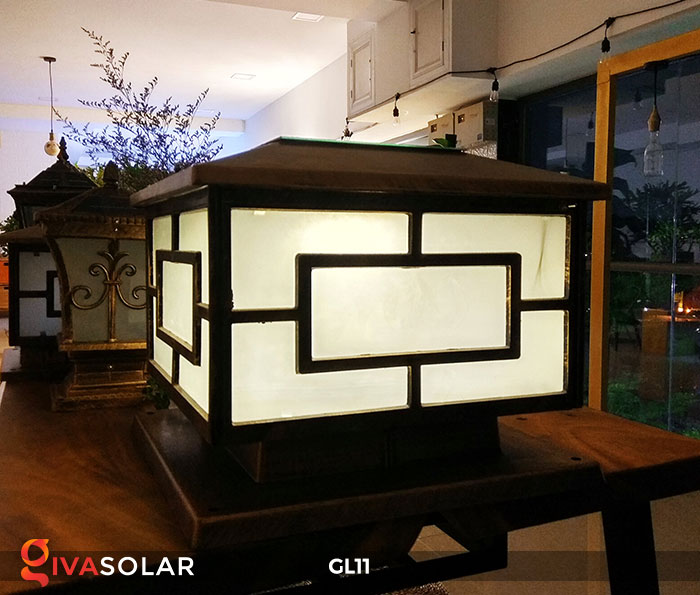 Đèn cổng năng lượng mặt trời GL11 9