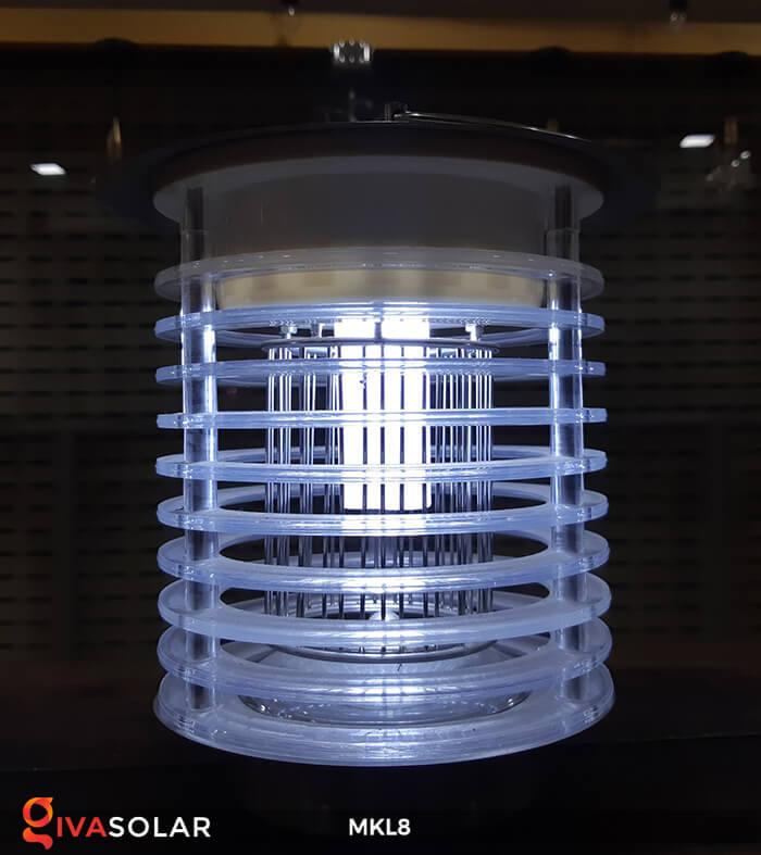 Đèn diệt côn trùng năng lượng mặt trời MKL8 14