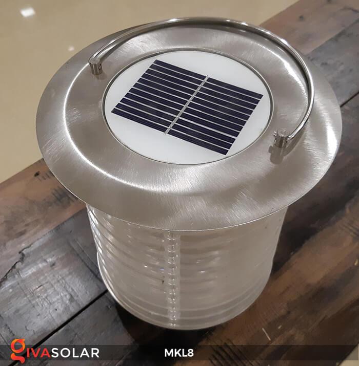Đèn diệt côn trùng năng lượng mặt trời MKL8 17