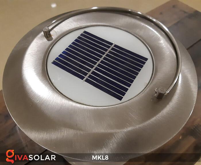 Đèn diệt côn trùng năng lượng mặt trời MKL8 18