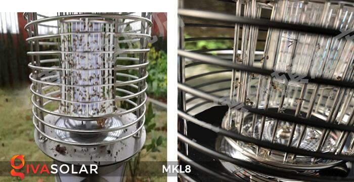 Đèn diệt côn trùng năng lượng mặt trời MKL8 19