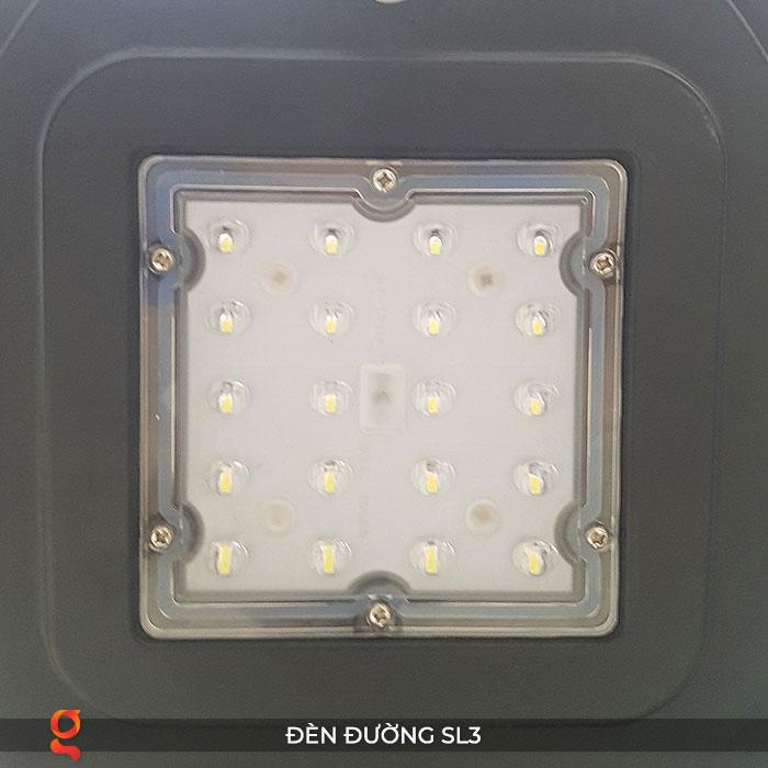 Đèn đường năng lượng mặt trời SL3 12