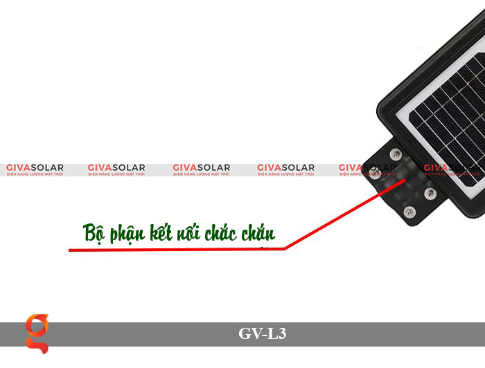 Đèn đường năng lượng mặt trời SL3 6