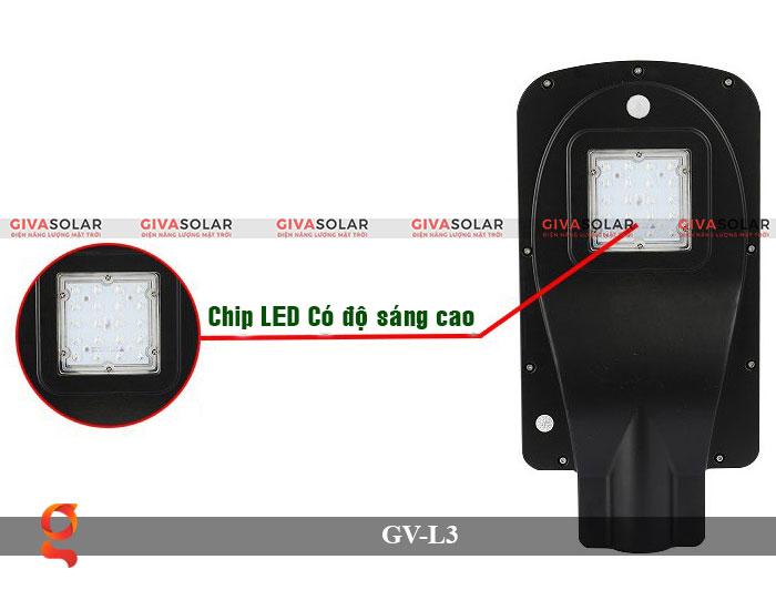 Đèn đường năng lượng mặt trời SL3 7