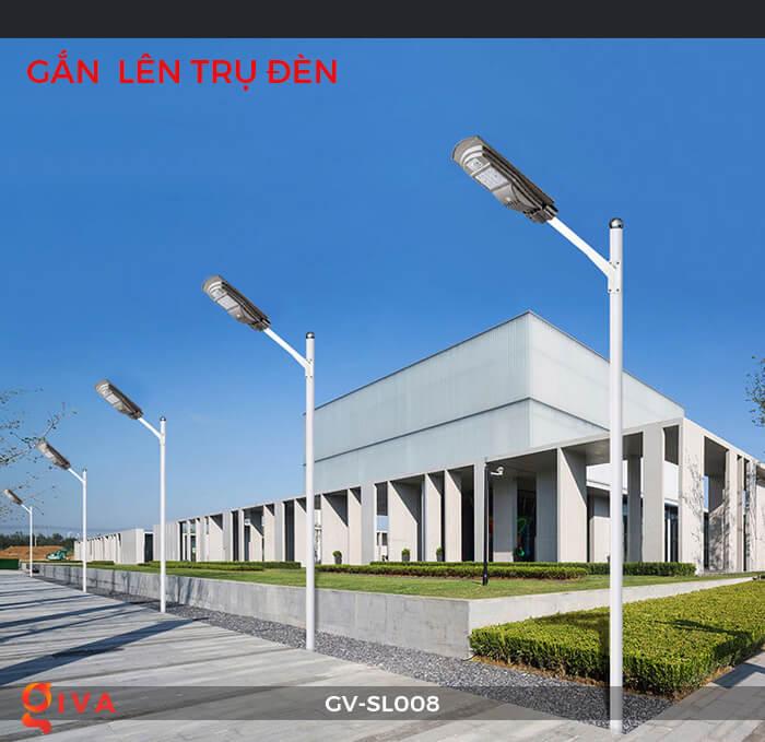 Đèn đường chạy năng lượng mặt trời GV-SL008 11