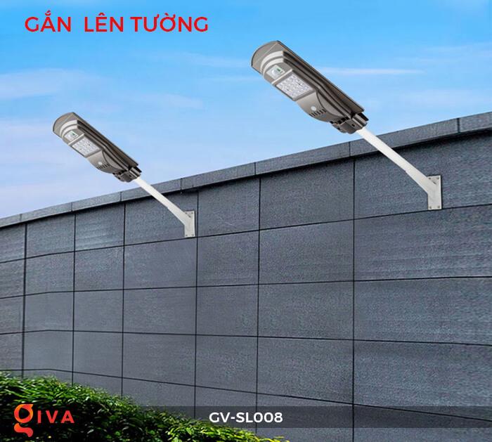 Đèn đường chạy năng lượng mặt trời GV-SL008 12