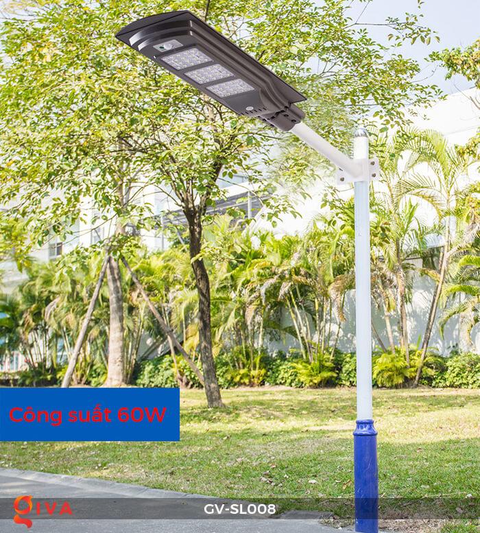 Đèn đường chạy năng lượng mặt trời GV-SL008 13