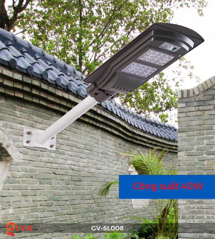 Đèn đường chạy năng lượng mặt trời GV-SL008 14