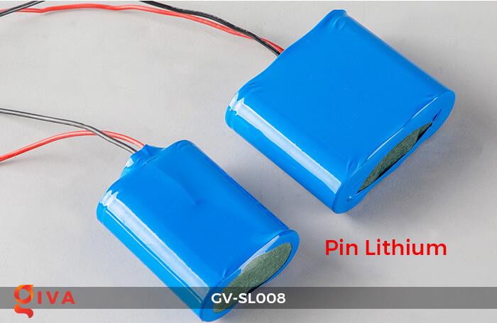 Đèn đường chạy năng lượng mặt trời GV-SL008 18