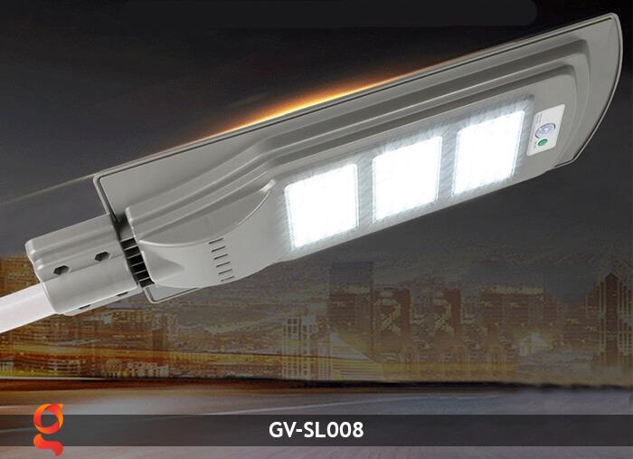 Đèn đường chạy năng lượng mặt trời GV-SL008 19